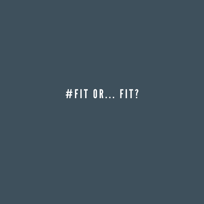 Czy to zdrowo dla marki być fit?