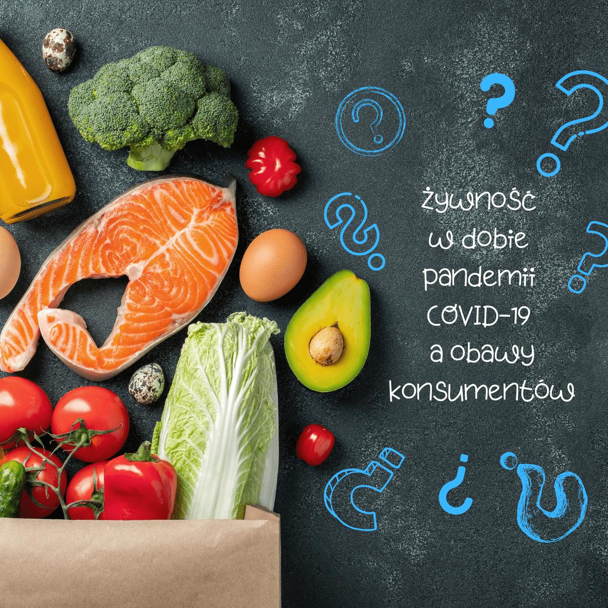 Badanie sondażowe PR Hub i WNoZ WUM – Żywność w dobie COVID-19 a obawy konsumentów